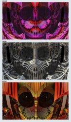 Harlequin, Punisher & Deadpool