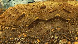 Ants view of Golden beach
