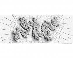 Dragon fractal