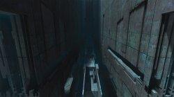 HL2 Combine Citadel - Interior