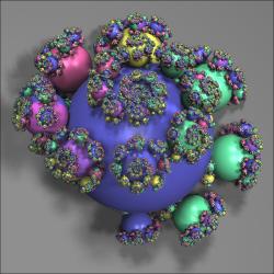 Spiral bouquet