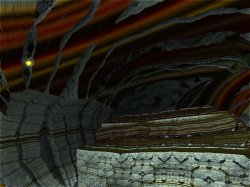 Echo Cave _ After echo iteration one