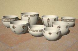 Pots and bowls