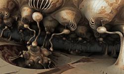 Post-apocalyptic fractal