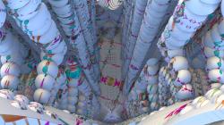 Vertigo coloured snow balls