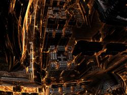 The Orange-Light District