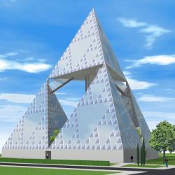 Sierpinski-Building