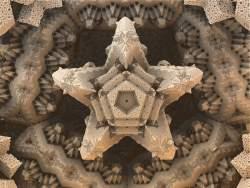 Carved Pentagram