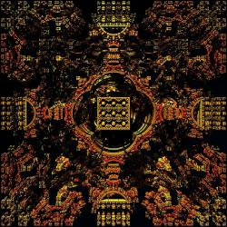 Mayan God of Chaos