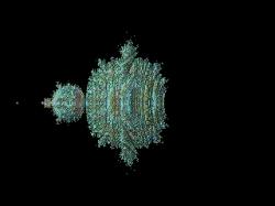 C.Pickover spiral network mandy