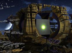 The Ruins of the Slider's Eye