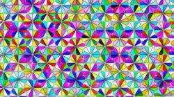 Équerre Colorful