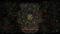 ACID EYE - Psychedelic Deep Dream Fractal Trip #1