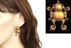 Just an Idea: Earring Kleinian Scarab