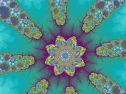 Mandala (deep zoom 4)