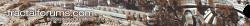 MandelCity themed logo