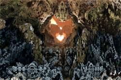 Hybrid cave
