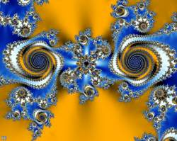 Mandelbrot Galaxy
