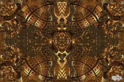 El Reino Mandelbulb 1.0 Oro
