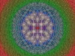 Wire Ball Mandala