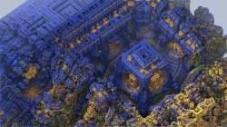 The Temple Complex At Qin-Shu-Bao