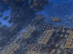 Submarine Alien Base