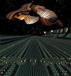 Starship Docking