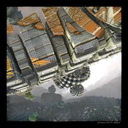MB11 Futurictic City