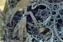 Mechanical lotus