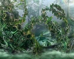 GREEN PARROT JUNGLE
