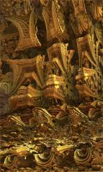 troglodytique temple
