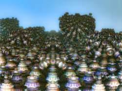The Garden of Celestial Delights V