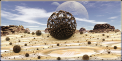 Alien Tumbleweeds II