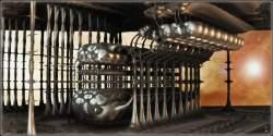 Xenon-135 Storage Facility