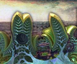 """""""The Fractal Reconstruction of Millet's Angelus"""""""