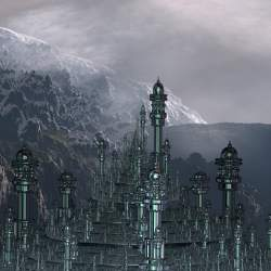 The Mysterious Silver City