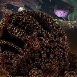 alien structure II