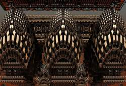 Temple of fractals
