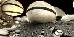 The Marble Spheres