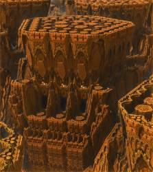 The Pentaga Towers of Dodeca Prime