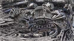 Mayan Trickster #7