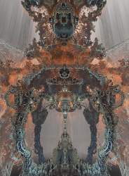 Religiouon Particle Nirvana Temple