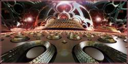 Enclosed Universe