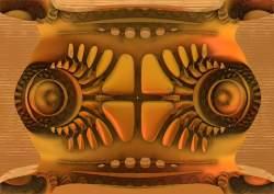 Inside a Steampunk Owl