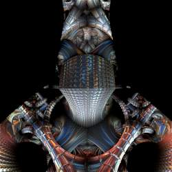 Under the Armor: Muscles, Servos, and Alien Blood