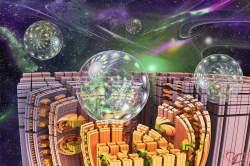 Researchers strange city