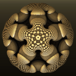 Rotated Dodecahedron